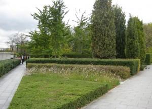 Andre Citroeni Park Pariisis
