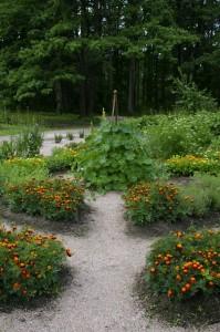 6.Lihtsa jaotuse ja kruusasõelmetega tarbetaimede aed Soomes Marketanpuistos.Värske roheline oma aiast. Kuidas planeerida_00008