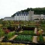 Villandry lossi köögiviljaaed Prantsusmaal.Värske roheline oma aiast. Kuidas planeerida_00012